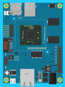 Intel's MinnowBoard MAX supported by LINK-PP Magnetic RJ45