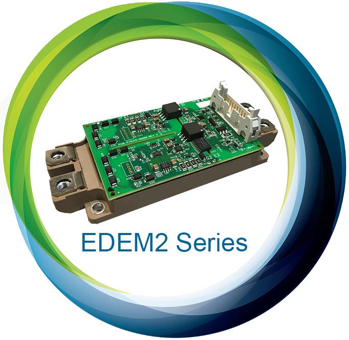 AgileSwitch EDEM2 Gate Drive Board