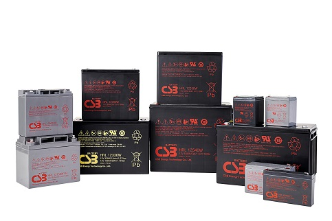 HRL - High Rate Discharge Long Life Battery