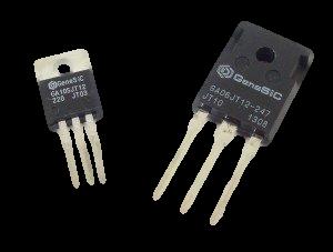 SiC Junction Transistor