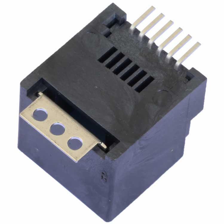 SMT 1X1 RJ45 Connectors