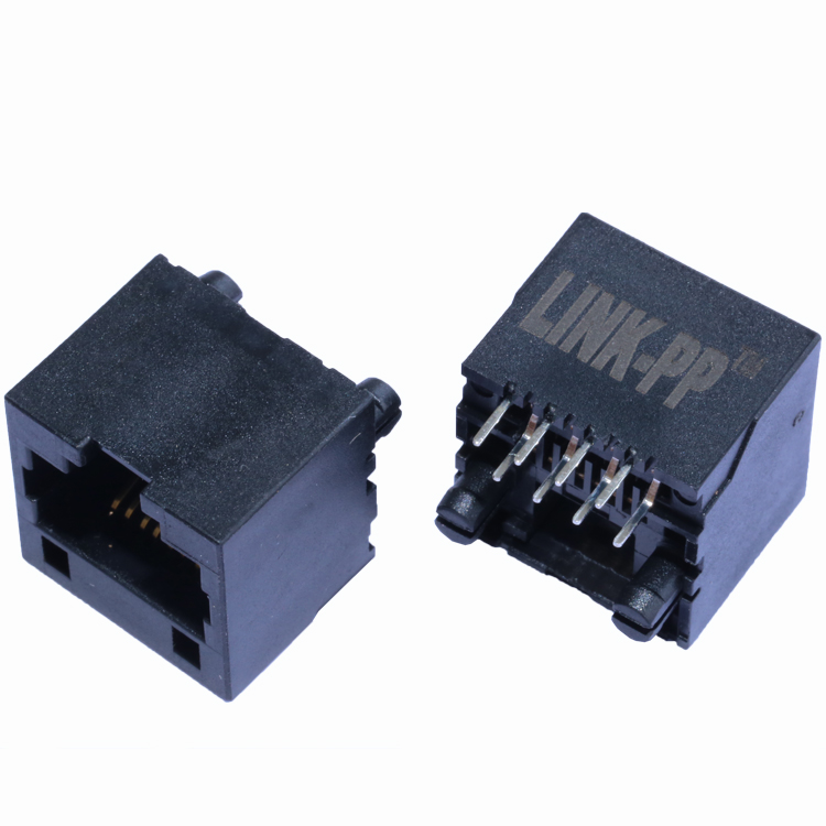 Vertical RJ45 Connector