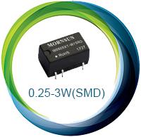 DC-DC 0.25-3W SMD