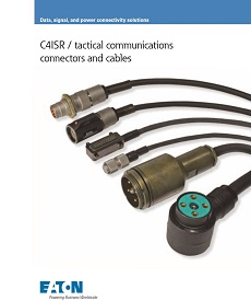 Eaton C4ISR / Tactical Communications Connectors & Cables