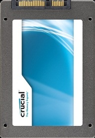 Crucial M4 SSD 2.5""