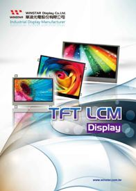 Winstar offers TFT LCD Displays