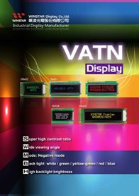 Winstar offers Industrial VATN displays