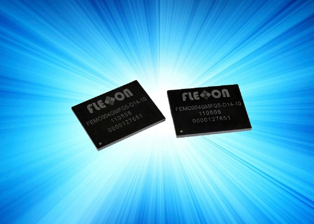 FEMC064GTTE7-T14-40 | FLEXXON