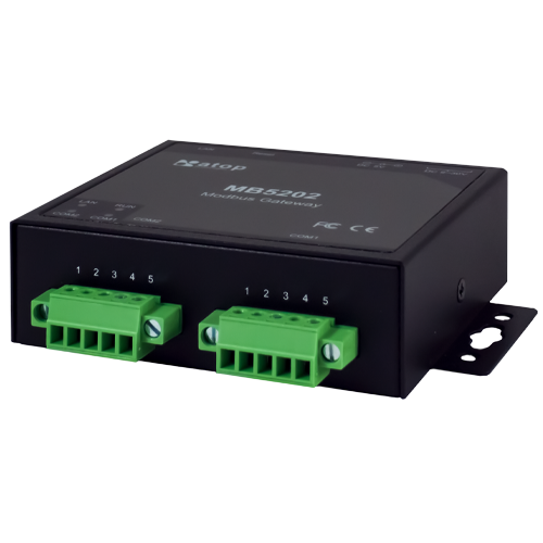 1 x software-selectable RS-232/485/422 port