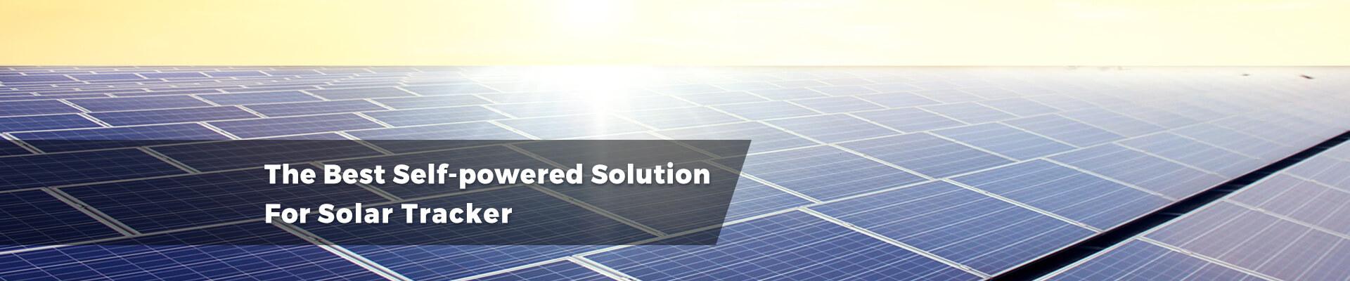 mornsun Best Self-Powered Solution for Solar Tracker