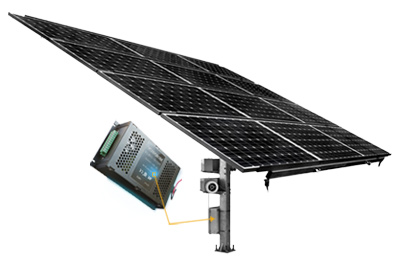Power Solution for Solar Tracking System